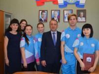 Делегация Республики Алтай приняла участие во Всемирной зимней универсиаде