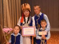 Семья из Улаганского района стала победителем  VIII Республиканского конкурса молодых семей