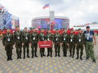 Участники Всероссийской военно-спортивной игры «Победа» рассказали о поездке