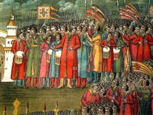 ПАМЯТНЫЕ ДАТЫ ВОЕННОЙ ИСТОРИИ РОССИИ: 2 августа 1572 г. Битва при Молодях