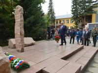 Память погибших в террористических актах почтили в Республике Алтай