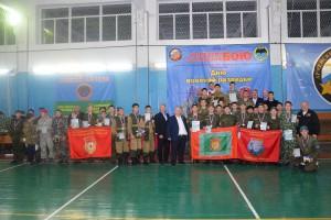 В Республике Алтай прошли соревнования, посвящённые 100-летию Военной разведке