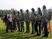 Второй Республиканский конкурс-смотр на лучшую организацию работы по военно-патриотическому воспитанию проходит в регионе