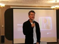 В Горно-Алтайске прошла встреча молодежи с известным медиапродюсером Ильей Бачуриным