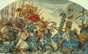 Памятные даты истории России: Невская битва - 23 июля 1240 года