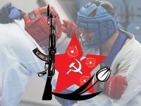 Соревнования по армейскому рукопашною бою