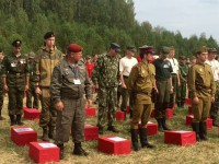 Завершилась поисковая экспедиция «Калининский фронт»